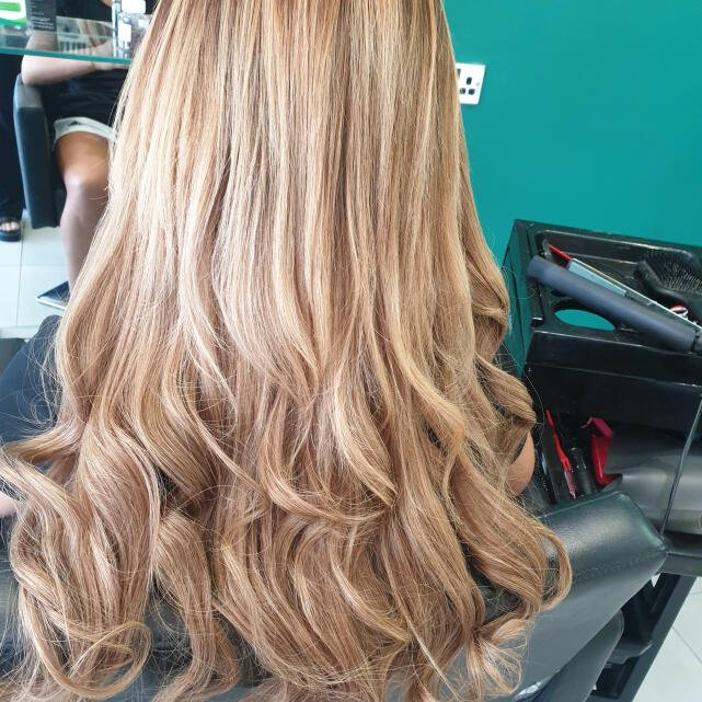 SimplyHair 5 star review on 17th July 2021