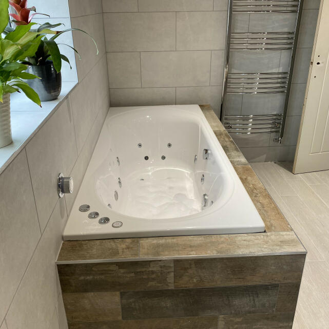 The Whirlpool Bath Shop 5 star review on 27th January 2021