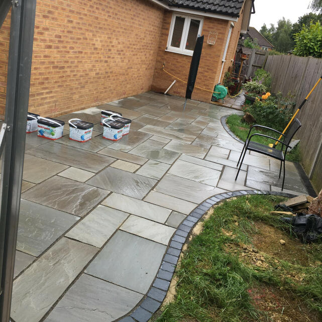 Paving Superstore 5 star review on 9th August 2021