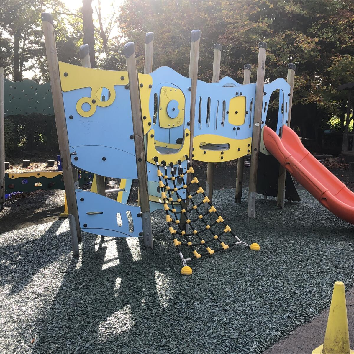 Playdale Playgrounds  5 star review on 12th November 2020