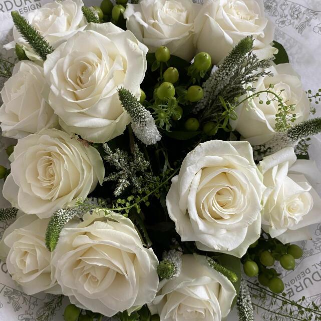 Verdure Floral Design Ltd 5 star review on 4th March 2021