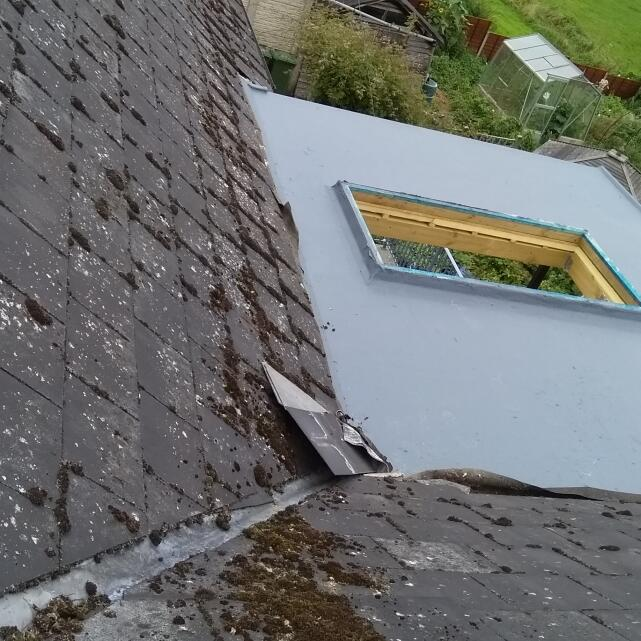 Composite Roof Supplies Ltd 5 star review on 2nd September 2021