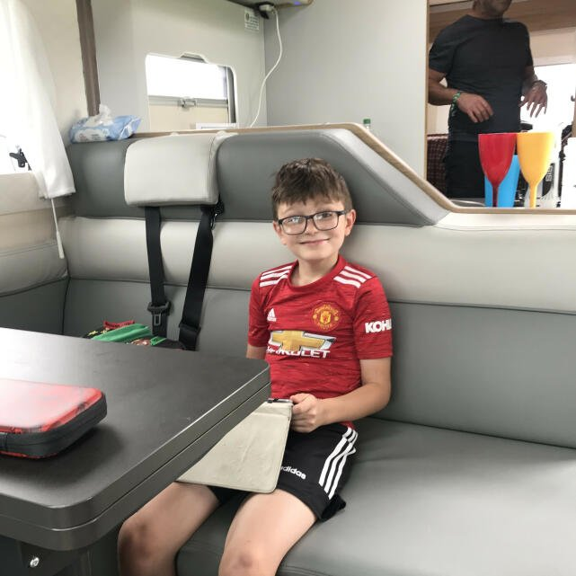 Freedhome Luxury Motorhome Hire 5 star review on 2nd August 2021