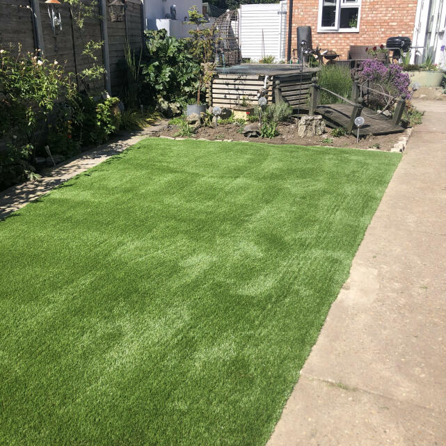 LazyLawn 5 star review on 24th May 2020