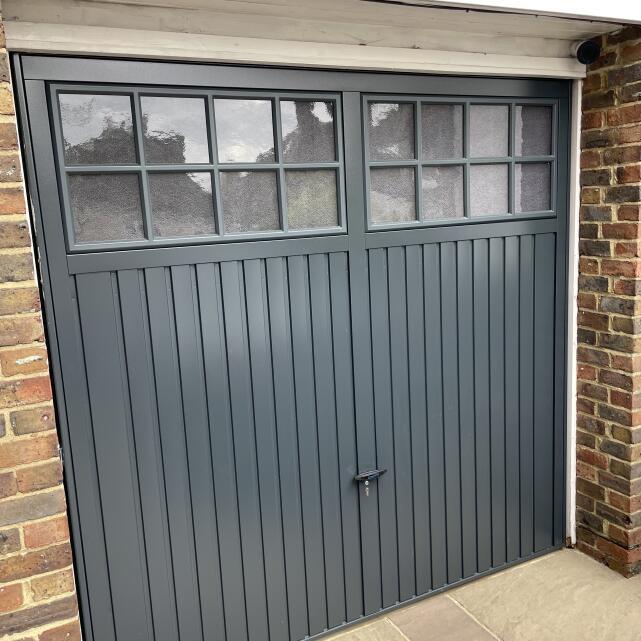 Garage Door Sale 5 star review on 26th April 2021