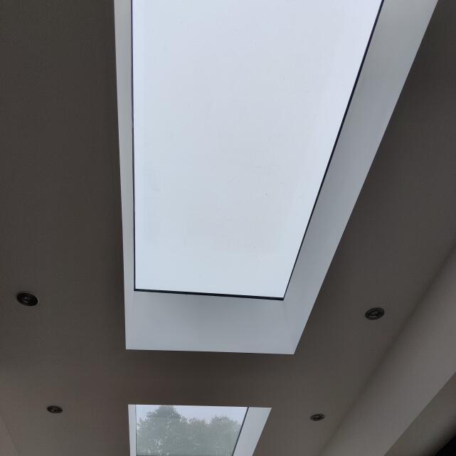 EOS Rooflights Ltd 5 star review on 21st September 2020
