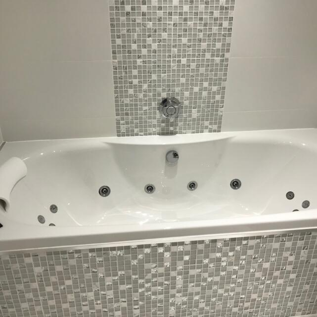 Luna Spas 5 star review on 3rd March 2021