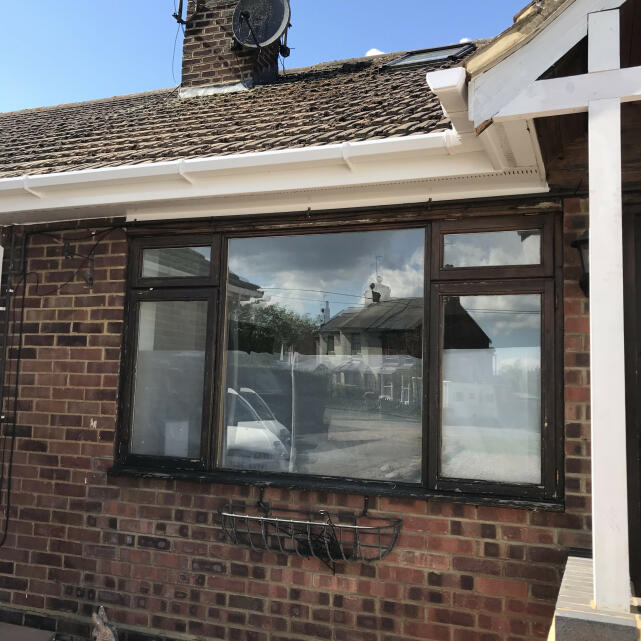 Abbey Roofing 5 star review on 6th May 2021