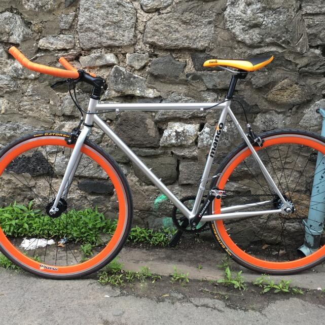 Mango Bikes 4 star review on 23rd June 2016