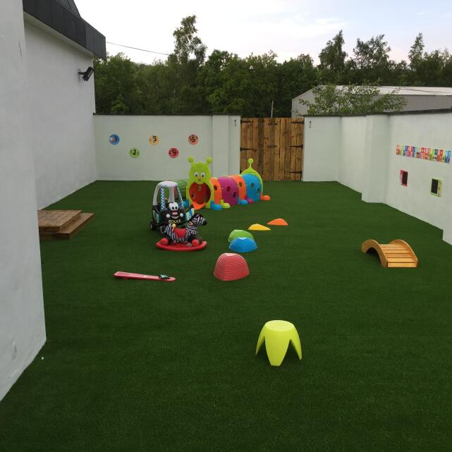 LazyLawn 5 star review on 2nd August 2016