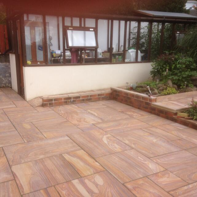 Infinite Paving Ltd 5 star review on 14th July 2017
