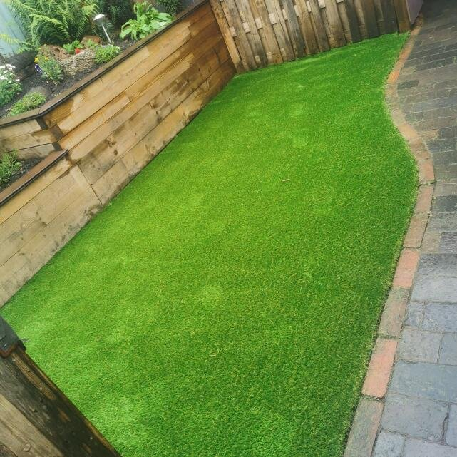 Easigrass Distribution Ltd 5 star review on 10th July 2020