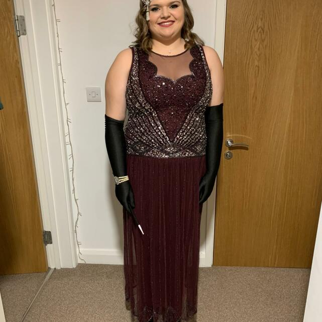Gatsbylady London 5 star review on 4th January 2020