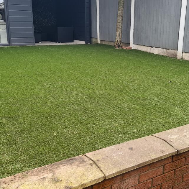 Great Grass 5 star review on 17th November 2020