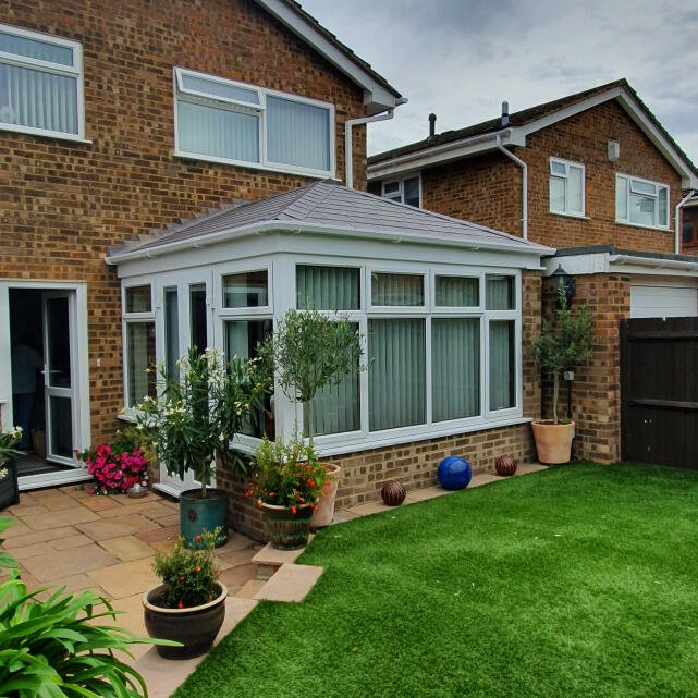 Tiled Roof Conservatories 5 star review on 27th August 2020