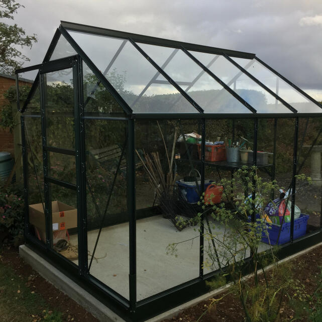 Greenhouse Stores 4 star review on 28th October 2019
