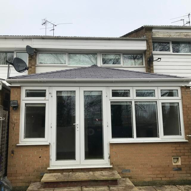 Tiled Roof Conservatories 5 star review on 2nd December 2020