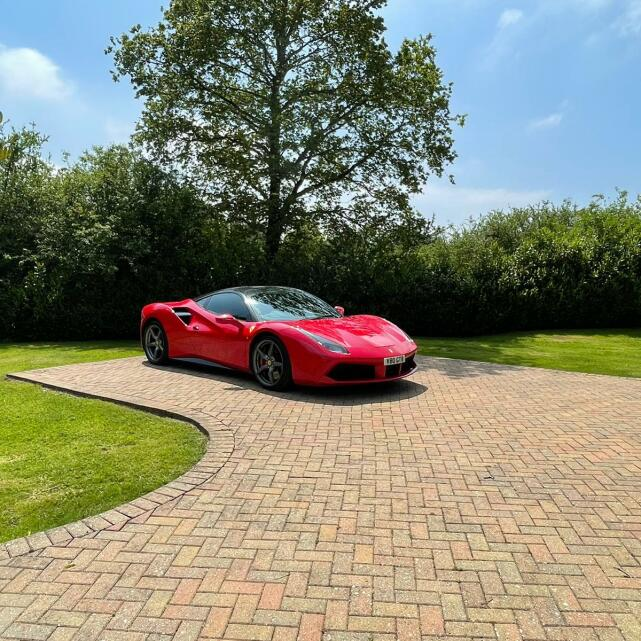 Supercar Experiences Ltd 5 star review on 2nd June 2021