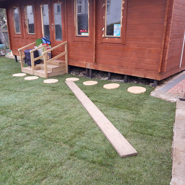 London Lawn Turf Company 5 star review on 15th April 2019