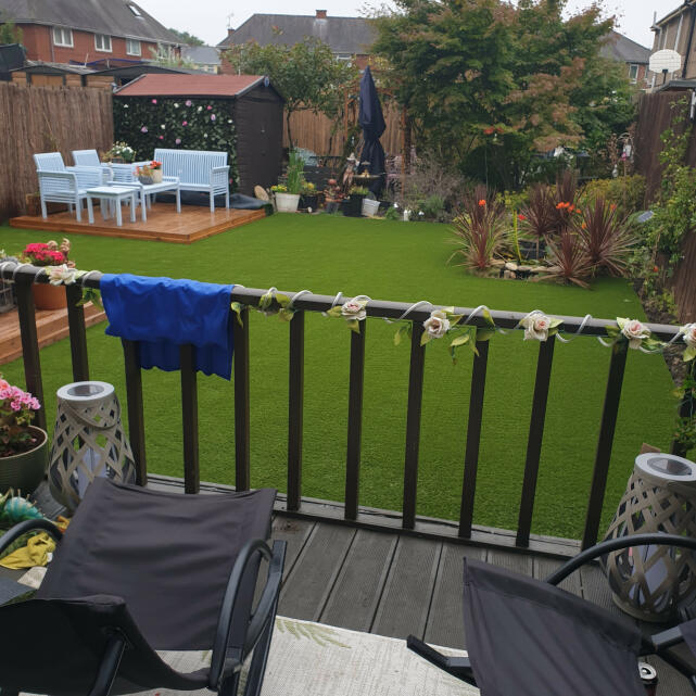 Easigrass Distribution Ltd 5 star review on 21st August 2020
