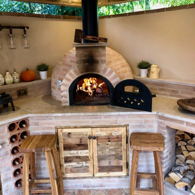 Fuego Wood Fired Ovens 5 star review on 31st January 2021