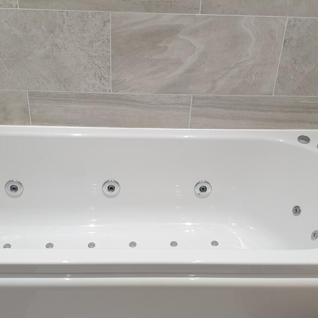 The Whirlpool Bath Shop 5 star review on 14th March 2021