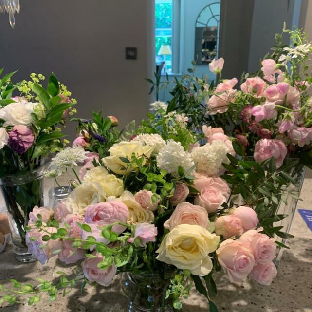 The Real Flower Company 5 star review on 5th June 2021