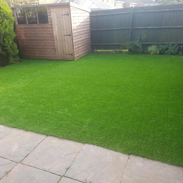 A Bit of Green Ltd 4 star review on 27th April 2017