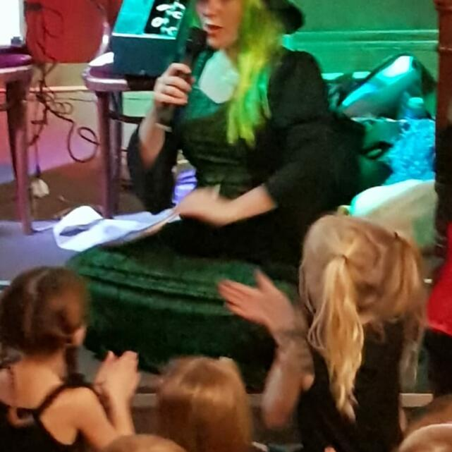 Happy Hatter Parties 5 star review on 21st November 2019