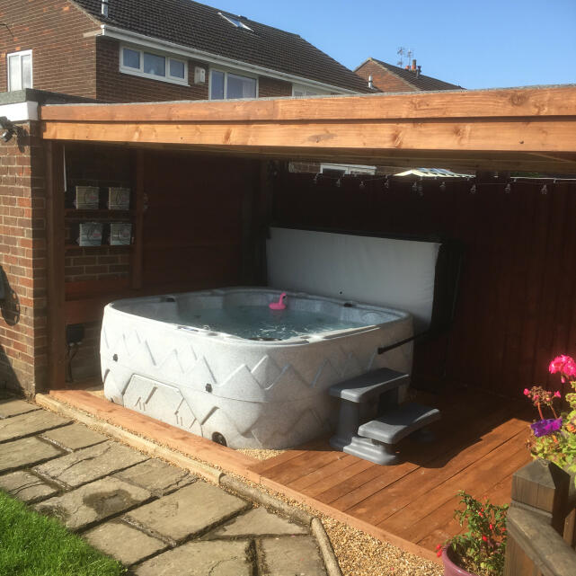 THEHOTTUBWAREHOUSE.CO.UK 5 star review on 14th December 2019