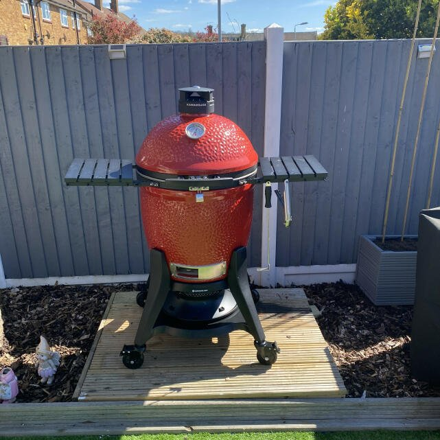 BBQLAND 5 star review on 25th April 2021