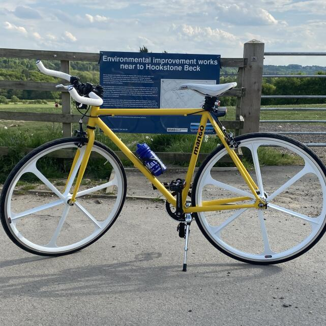 Mango Bikes 3 star review on 10th May 2020