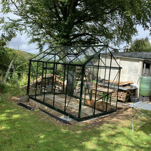 Greenhouse Stores 4 star review on 23rd September 2019
