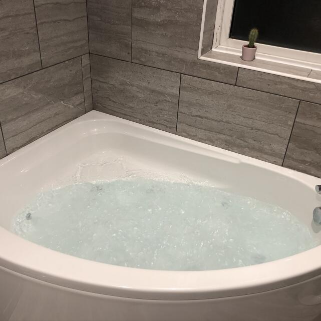 The Whirlpool Bath Shop 5 star review on 28th January 2021