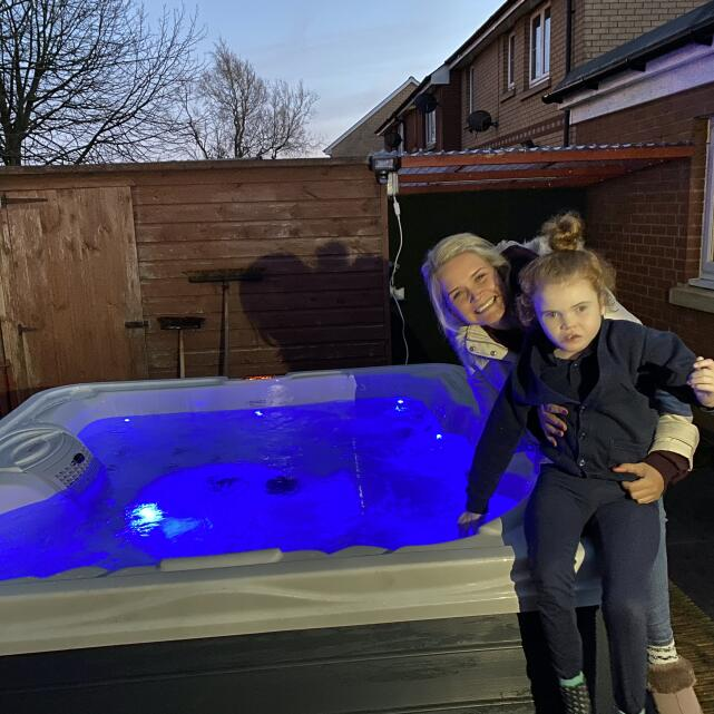 THEHOTTUBWAREHOUSE.CO.UK 5 star review on 10th February 2020