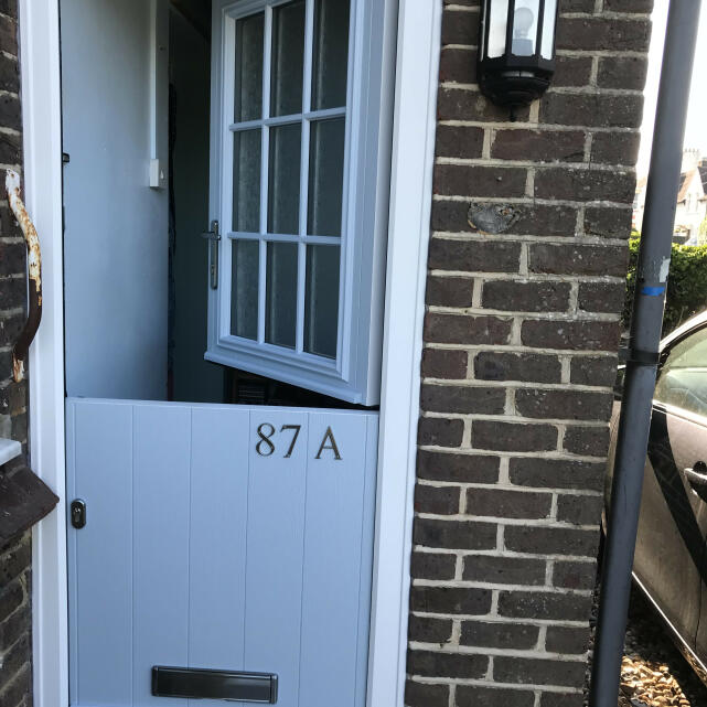 Just Value Doors Ltd 5 star review on 1st August 2019