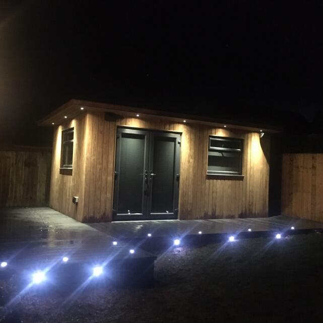 Outdoor Building Group 5 star review on 4th November 2019
