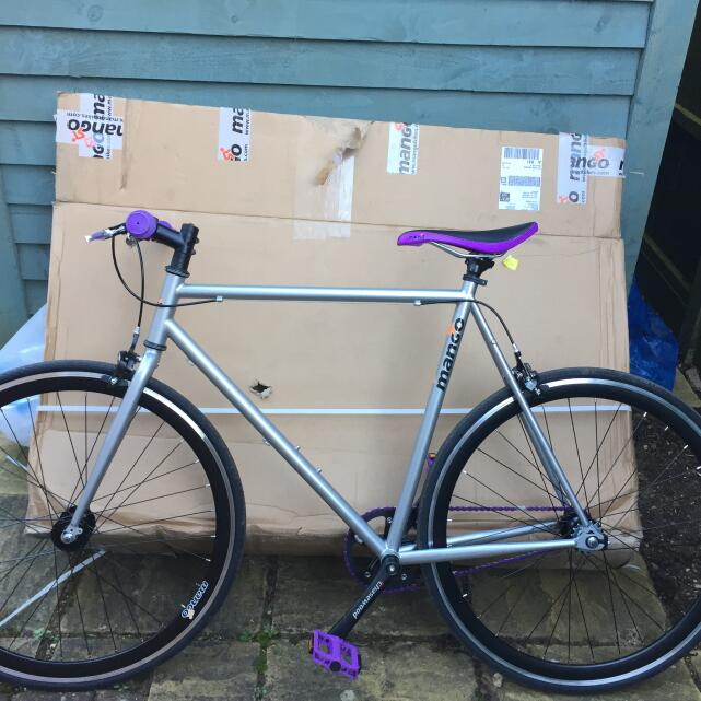 Mango Bikes 5 star review on 3rd February 2021