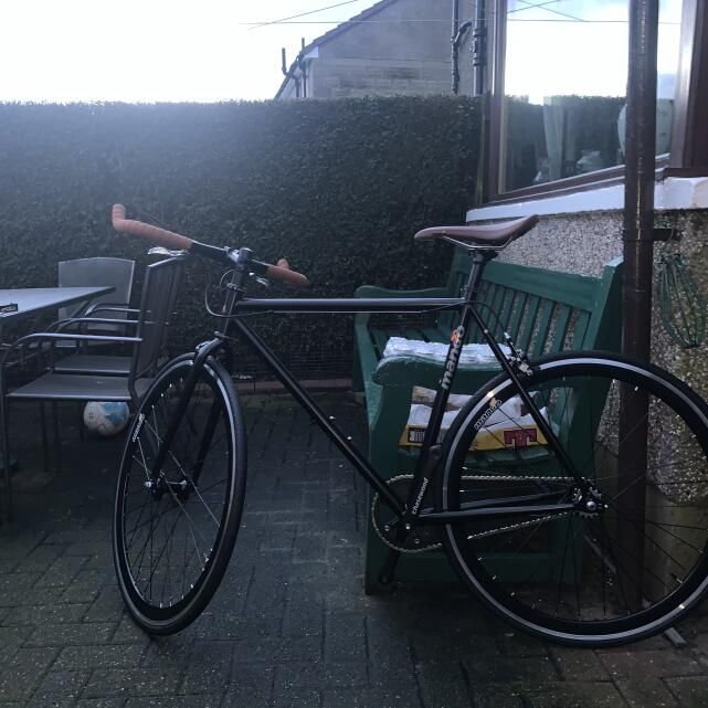 Mango Bikes 5 star review on 1st February 2021