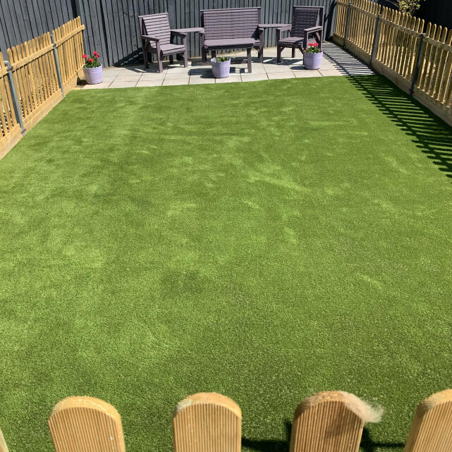 Easigrass Distribution Ltd 5 star review on 25th June 2020
