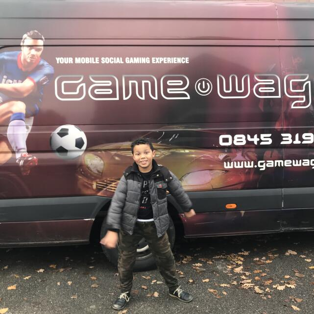Gamewagon Limited 5 star review on 8th December 2019