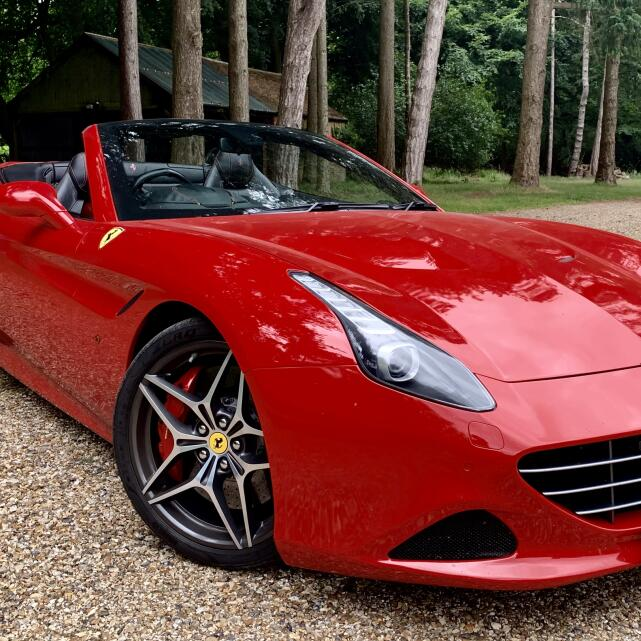 Supercar Experiences Ltd 5 star review on 12th July 2021