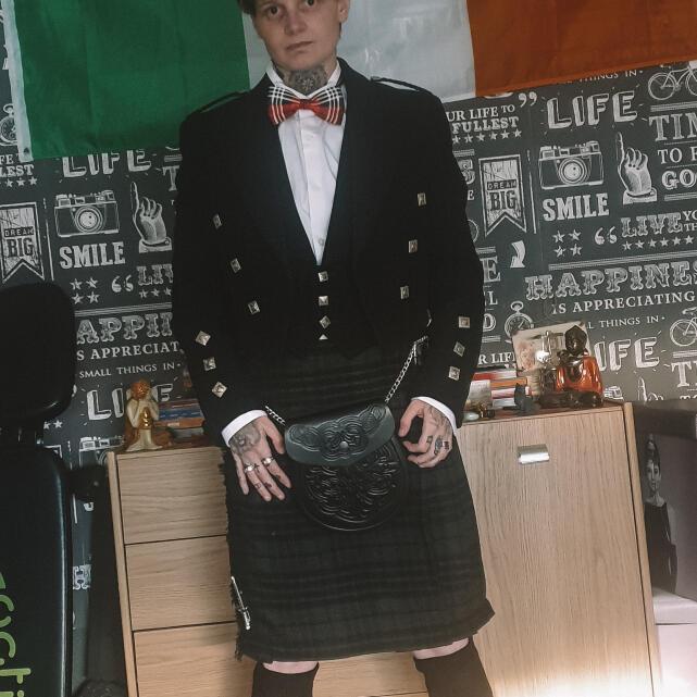 Kilt Society 5 star review on 12th February 2021