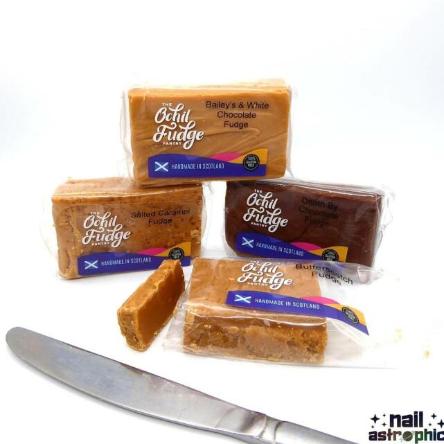 The Ochil Fudge Pantry 5 star review on 26th January 2021