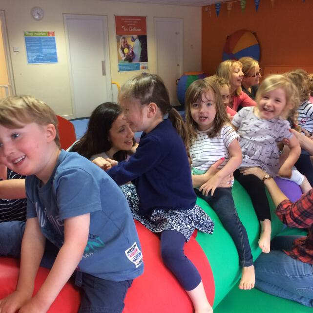 Gymboree Play & Music UK 5 star review on 21st November 2016