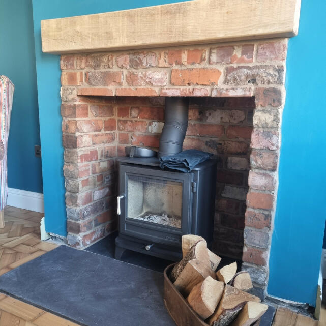 Reclaimed Brick-Tile 5 star review on 16th March 2021