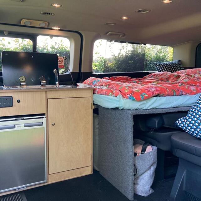 Campervan Tours  5 star review on 23rd July 2021