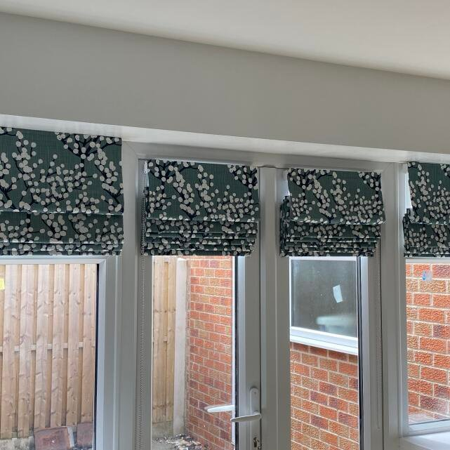 We Love Blinds 5 star review on 26th May 2021
