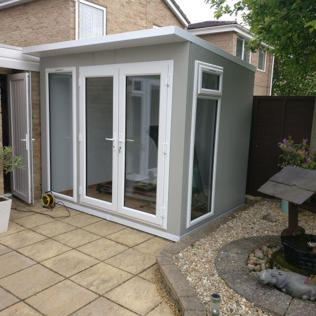 CS Garden Offices  5 star review on 17th May 2018