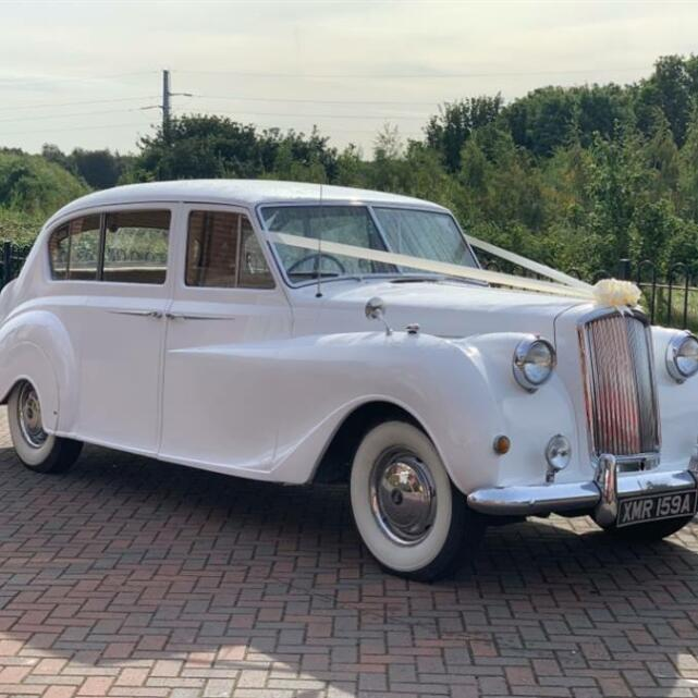 The Wedding Car Hire People Ltd 5 star review on 4th September 2020